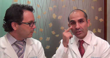 Watch Video: Facial Fat Transfer vs. Eyelid Lift for Undereye Bags and Hollows
